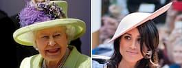 Meghan Markle går hem hos drottning Elizabeth