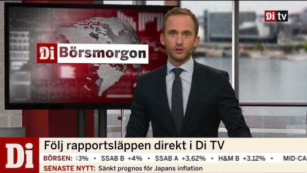 Börsmorgon Rapportspecial