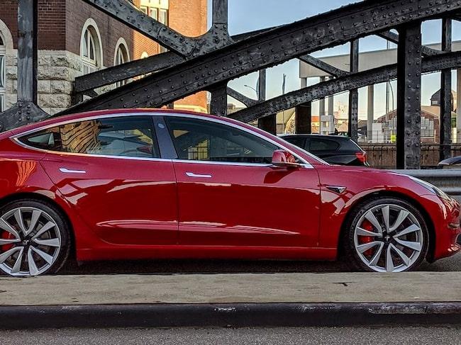 Tesla Model 3 visar stora kvalitetsproblem.