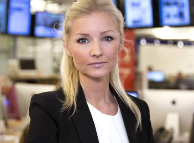 """""""Vardagspuls"""" blir med sin höga kvalitet och energiska innehåll ett kraftfullt tillskott till vårt tv-erbjudande"""", säger Bella Levy, chef för Expressen TV. Foto: Ylwa Yngvesson"""