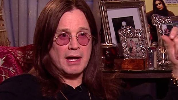 Ozzy Osbourne berättar: Lider av Parkinsons sjukdom