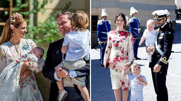 Madeleines och Carl Philips barn utesluts från kungahuset