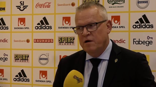 """Janne om Jordan Larsson: """"Ska bli jätteroligt"""""""