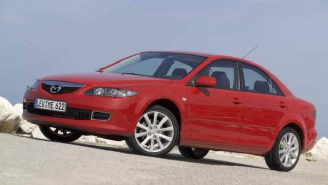 Förrförra generationen av Mazda 6 är egentligen en bra bil – men den rostar för mycket. I artikeln hittar du många modeller som har svagheter som är bra att känna till innan ett köp.