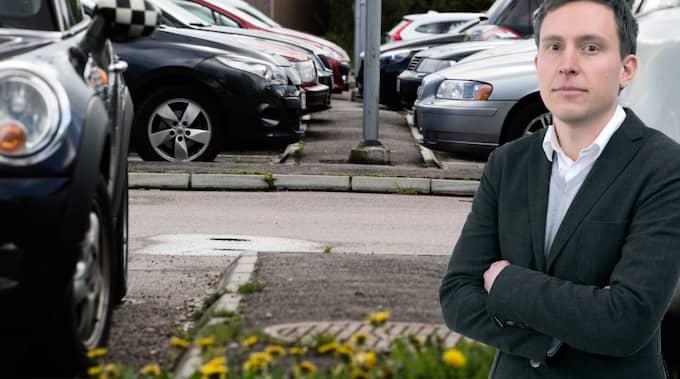 Med dagens regler tvingas fattiga betala för rikas parkering.