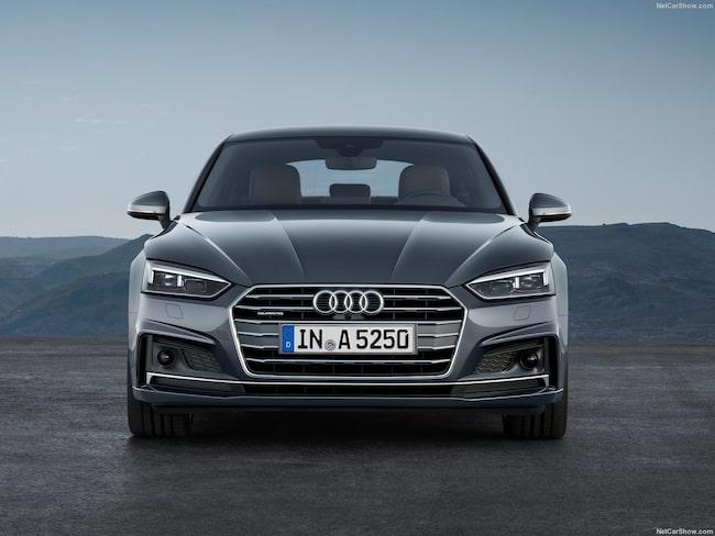 Dieselmotorn finns bland annat i nya Audi A5.