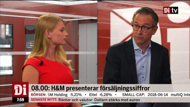 """Hägerstrand om H&M: """"Det finns inget som ger ny tilltro"""""""