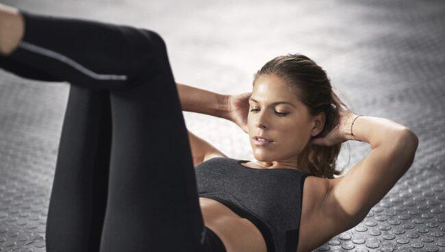 Magen måste underhållas för att hålla sig stark. Det finns många bra och enkla övningar som är effektiva.
