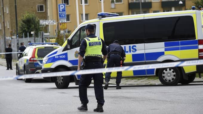 Polisen ska komma när den behövs, kriminella ska få kännbara straff och brottsoffer ska få upprättelse, skriver Jimmie Åkesson. Foto: JENS CHRISTIAN