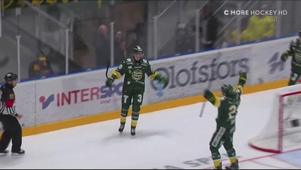Leksand kollapsade i Umeå - Björklöven vände och vann