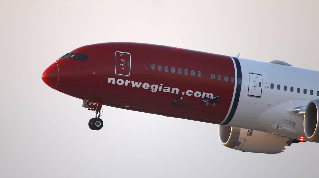 Norwegians dotterbolag har begärts i konkurs