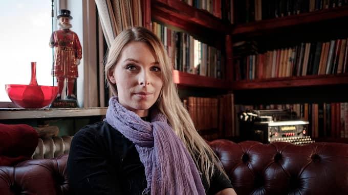 Hanna Wigh. Foto: HENRIK JANSSON / HENRIK JANSSON GT/EXPRESSEN