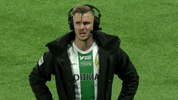 """Magyar efter kvalförlusten: """"Väldigt bittert"""""""