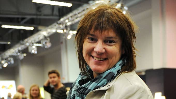 P4-programledaren Lotta Bromé har valt att lämna sin tjänst på Sveriges radio. Foto: ANNA HÅLLAMS