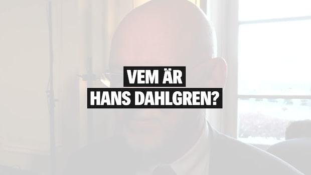 Vem är Hans Dahlgren?
