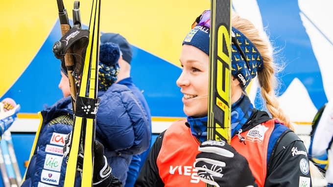 Jennie Öberg. Foto: JON OLAV NESVOLD / BILDBYRÅN NORWAY