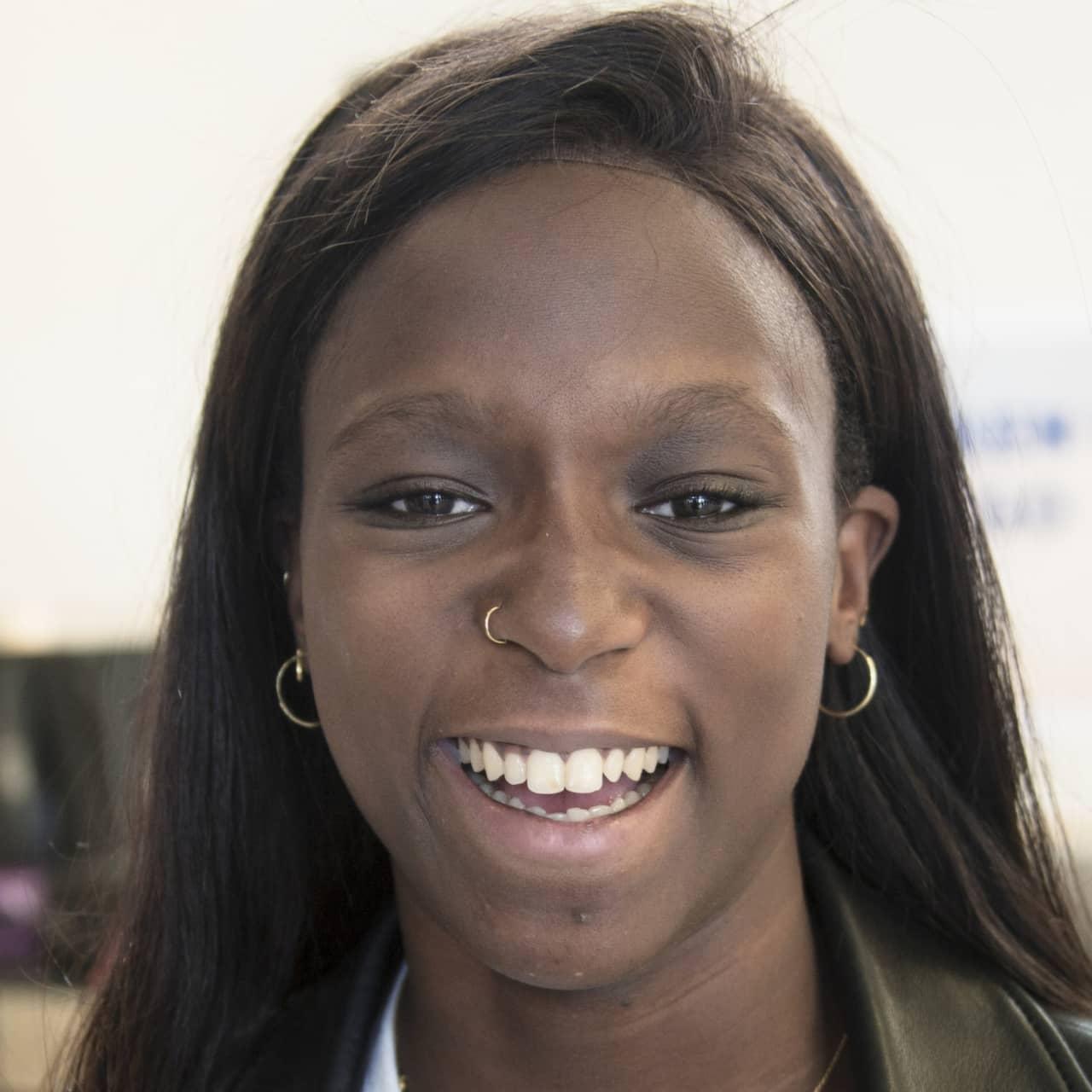 74. Sabina Ddumba