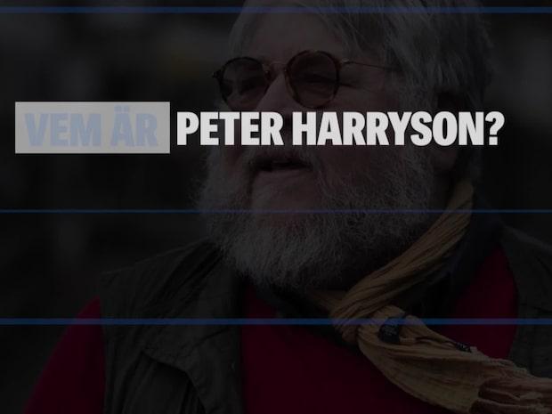 Vem är Peter Harryson?