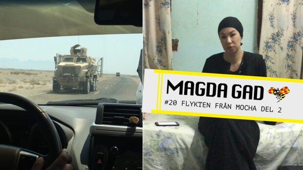 Magda Gad - Flykten från Mocha del 2