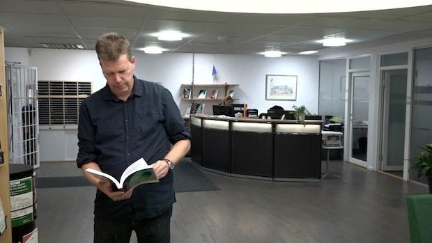 Professorn bemöter argumenten mot klimatförändring