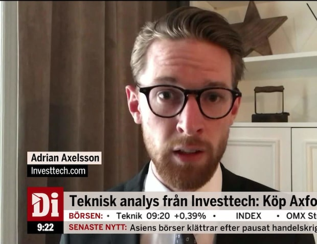 Teknisk analys: Köp Axfood