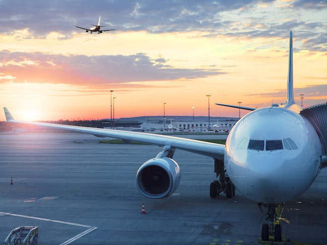 En EU-lag skyddar passagerare var flyg blir försenade, blir inställda eller överbokade.
