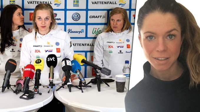 Maria Rydqvist är elitskidåkare och har varit med i flera mästerskap. Krönikerar för SportExpressen under VM.
