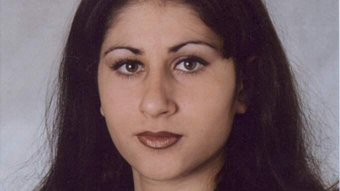 19-åriga Pela Atroshi mördades av sin familj 2001. Foto: XXXX / PRIVAT