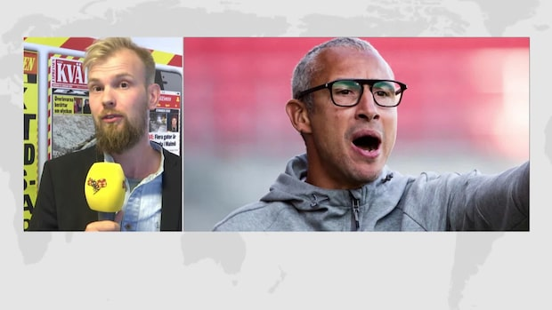 Henrik Larsson lämnar HIF