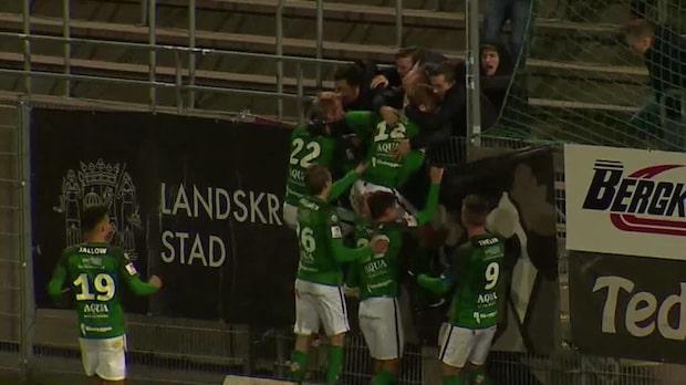 Highlights: Landskrona-Jönköpings Södra