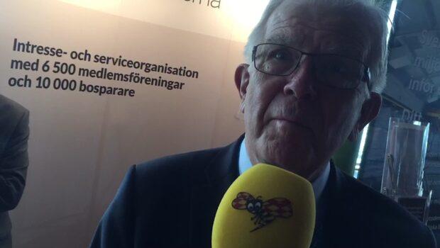 """Alf Svensson: """"Vi kan inte stänga dörren när de flyr för sina liv"""""""