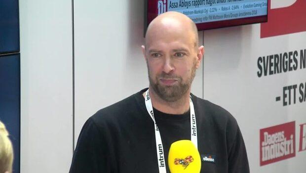 Tennisjournalisten Petter Pettersson gästar SportExpressen