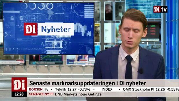 Di Nyheter - Collector rasar efter vinstvarning