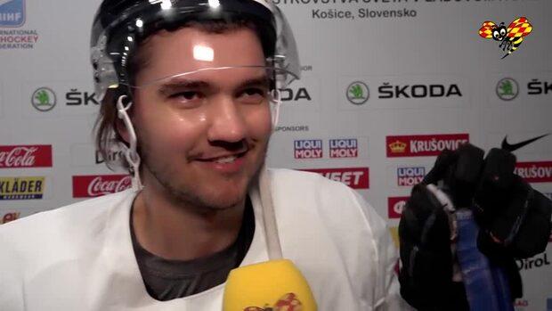"""Oliwer Kaski: """"Vi bryr oss inte vilka vi möter"""""""