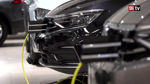 DiTV testar - Så snabbt får du en Volkswagen GTE
