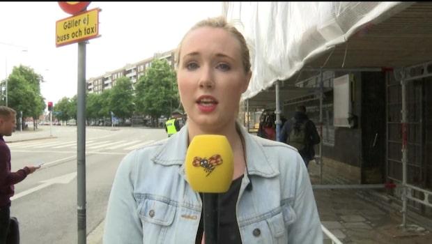 Tre döda efter skottlossningen i Malmö