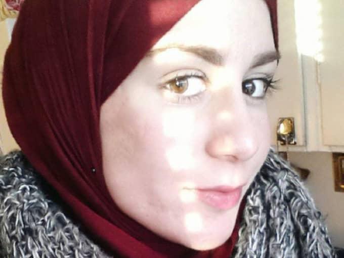 Noor Behrooz, grundare till Voice of hijabis