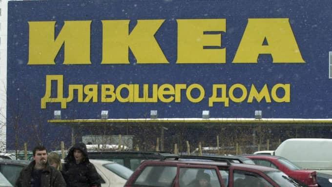 Ikea i Moskva. Foto: Maxim Marmur