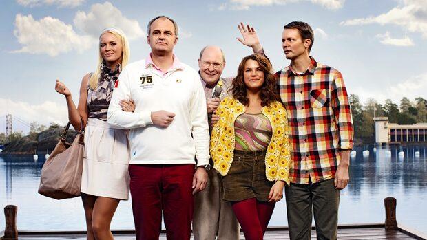 Solsidan gör comeback – nu berättar Felix Herngren