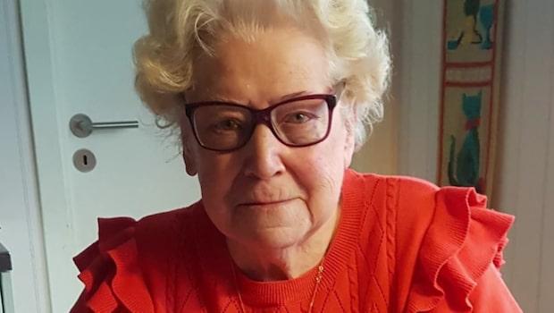 Britt, 85, hade inga symptom  – lider av dödliga sjukdomen