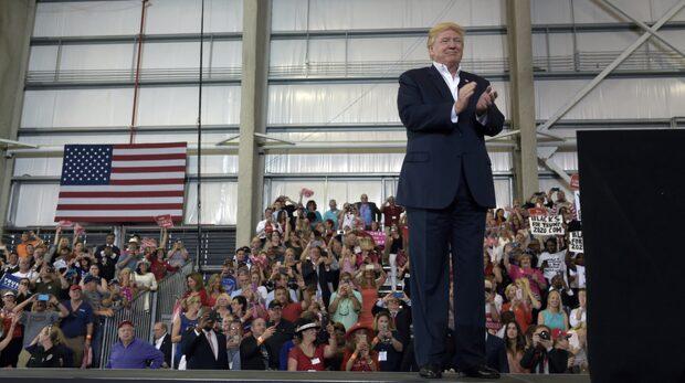 Hör hela Donald Trumps tal i Florida