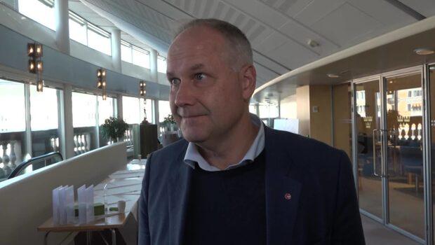 """Jonas Sjöstedt: """"Brist på respekt för valresultatet"""""""