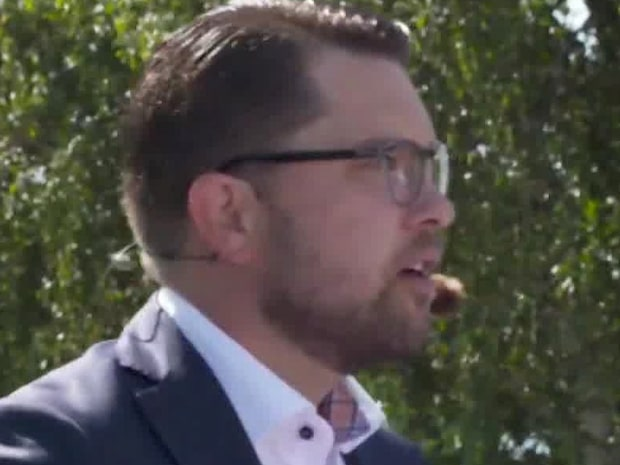 Jimmie Åkessons pik till Ebba Busch Thor