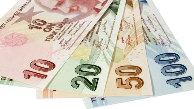 Turkisk valuta forex