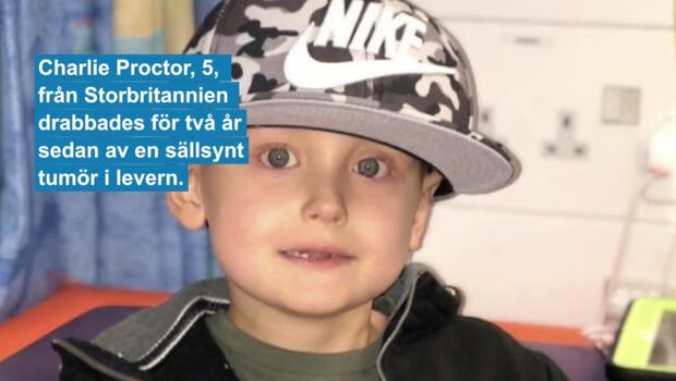 Pojkens ursäkt till sin mamma – innan han dog av cancer