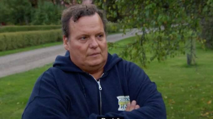 Michael Sjögren trodde först att produktionen skämtade. Foto: TV4