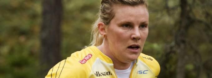 Helena Jansson och resten av världseliten tävlar i dag i knockoutsprinten på Eriksberg i Göteborg. Foto: Nils Jakobsson