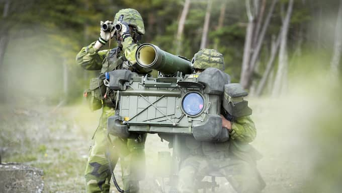 Totalt 21 000 soldater deltar i den stora militärövningen Aurora 17. Foto: MARCUS ÅHLéN/FÖRSVARSMAKTEN / MARCUS ÅHLéN/FÖRSVARSMAKTEN