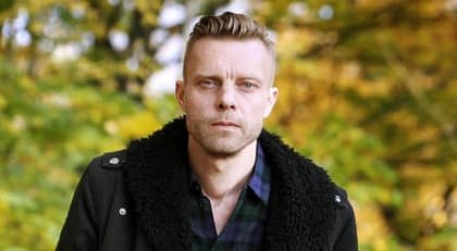 Journalisten Anders Kilander skriver om varför män inte får visa sig svaga. Foto: Cornelia Nordström
