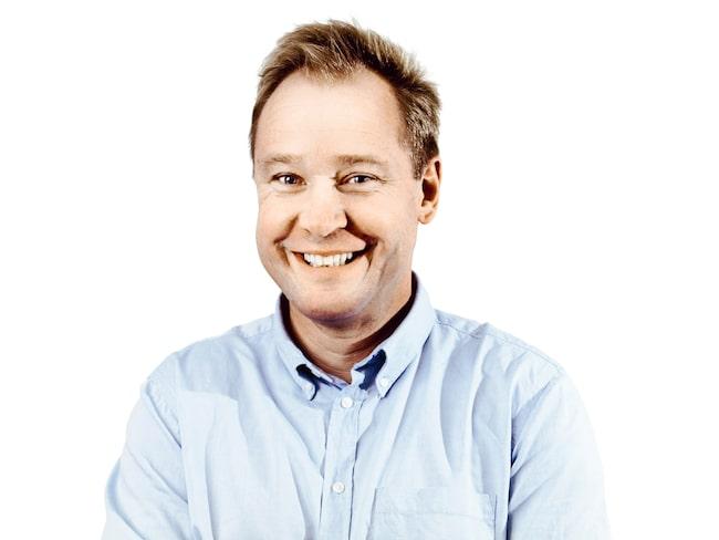 Michael Luft, värderingsman på Bilweb Auctions.